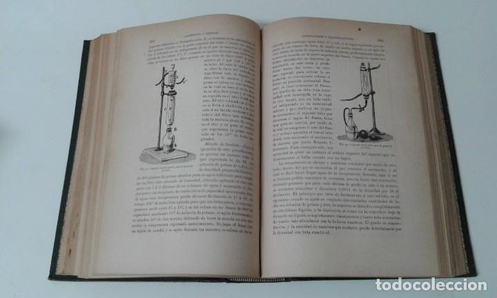 Libros antiguos: ALIMENTOS Y BEBIDAS CHICOTE BEBIDAS ADULTERADAS 1897 MUY RARO - Foto 8 - 210613948