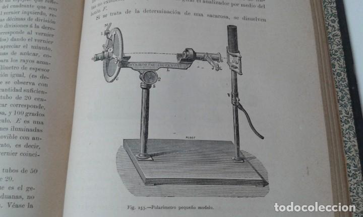 Libros antiguos: ALIMENTOS Y BEBIDAS CHICOTE BEBIDAS ADULTERADAS 1897 MUY RARO - Foto 9 - 210613948