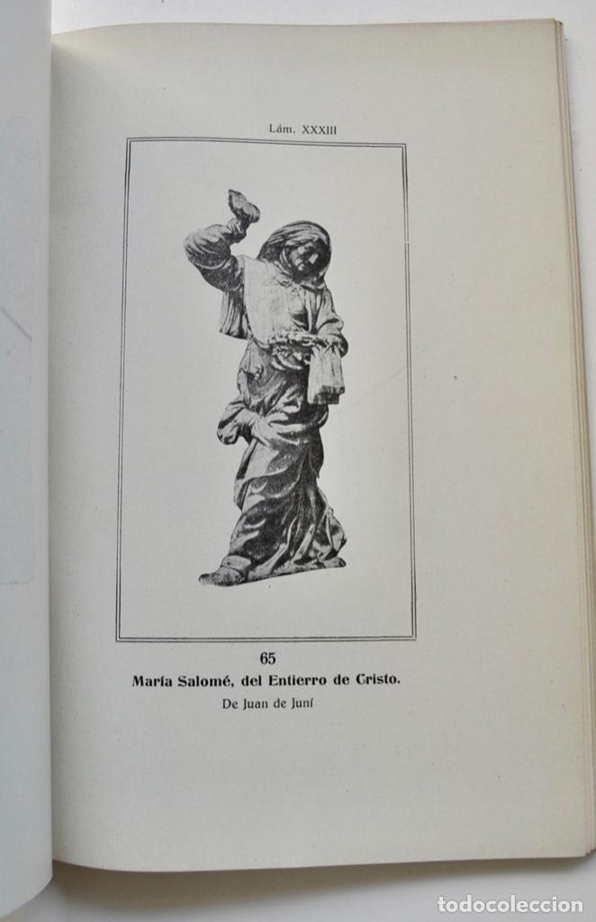 Libros antiguos: Museo Provincial de Bellas Artes de Valladolid. Catálogo de la Sección de Escultura. 1916 - Foto 14 - 210755324