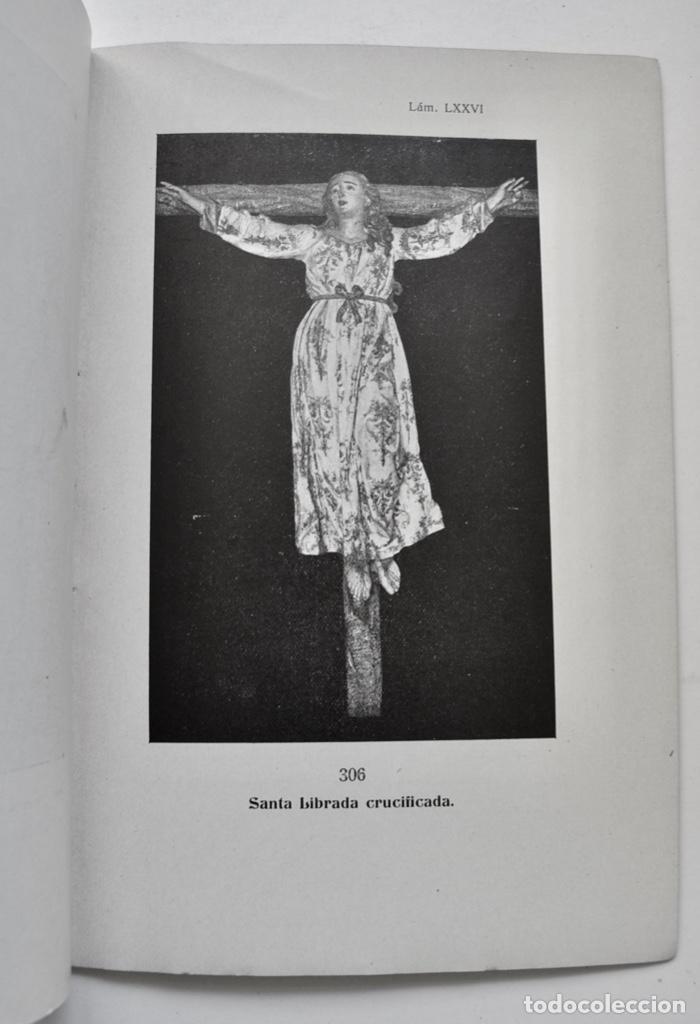 Libros antiguos: Museo Provincial de Bellas Artes de Valladolid. Catálogo de la Sección de Escultura. 1916 - Foto 16 - 210755324