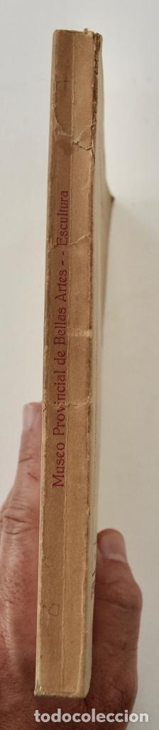 Libros antiguos: Museo Provincial de Bellas Artes de Valladolid. Catálogo de la Sección de Escultura. 1916 - Foto 17 - 210755324