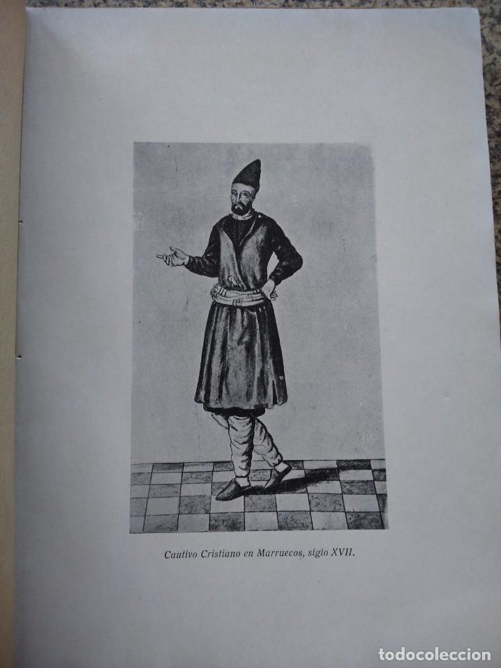 Libros antiguos: LA GUERRA SANTA POR MAR DE LOS CORSARIOS BERBERISCOS -- FERNANDO DE CARRRANZA -- - Foto 2 - 210816814