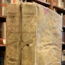 Libros antiguos: COMENTARIOS DE LA GUERRA DE ESPAÑA E HISTORIA DE SU REY FELIPE V...VICENTE BACALLAR Y SANNA. 1725. Lote 210825690