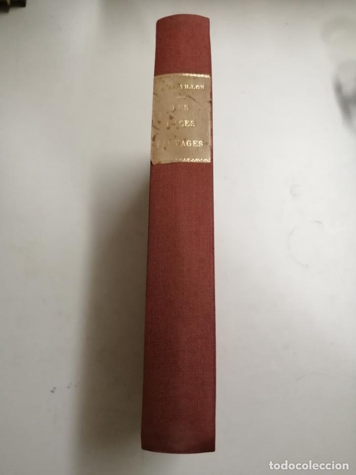 Libros antiguos: Les Races Sauvages. Alphonse Bertillon. 1882 París. Ed.: G. Masson. Bibliothèque dela Nature. - Foto 2 - 210947412