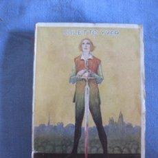 Libros antiguos: COLETTE YVER. EL OFICIO DEL REY. EDITORIAL GUERRI 1925.. Lote 210983409
