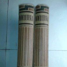 Libros antiguos: TRATADO DE AVICULTURA TOMO I Y TOMO II 1931 BRUNO DÜRGEN 1ª ED. GUSTAVO GILI. Lote 211498124