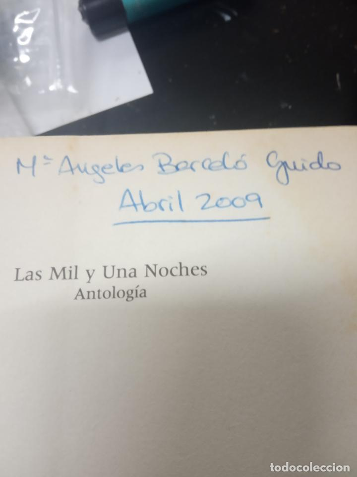 Libros antiguos: las mil y una noche antologia editorial alianza - Foto 5 - 136348486