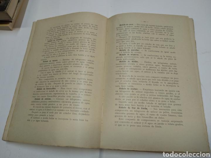 Libros antiguos: Visconti, Roberto.Manual práctico de confitería, repostería y pastelería y la preparación de bebida - Foto 2 - 212031867