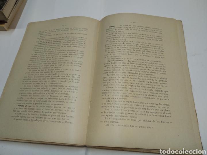 Libros antiguos: Visconti, Roberto.Manual práctico de confitería, repostería y pastelería y la preparación de bebida - Foto 3 - 212031867
