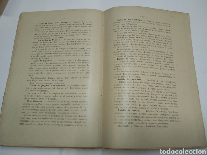 Libros antiguos: Visconti, Roberto.Manual práctico de confitería, repostería y pastelería y la preparación de bebida - Foto 6 - 212031867