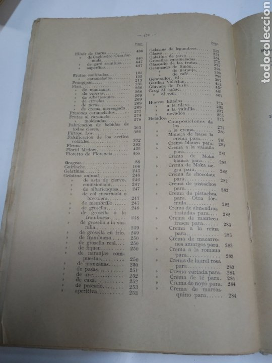 Libros antiguos: Visconti, Roberto.Manual práctico de confitería, repostería y pastelería y la preparación de bebida - Foto 22 - 212031867