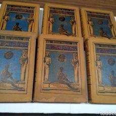 Libros antiguos: ENCICLOPEDIA EL HOMBRE Y LA TIERRA 1933 EDITORIAL MAUCCI. Lote 212068745