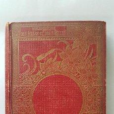 Libros antiguos: LES ENCHANTEMENTS DE LA FORET. - THEURIET, ANDRÉ. Lote 212245655
