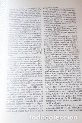 Libros antiguos: REVISTA PARATGE 1990 (EN CATALAN) CUADERNO DE ESTUDIOS DE GENEALOGIA Y HERALDICA - Foto 3 - 212375493