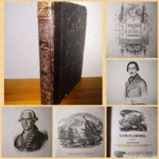 Libros antiguos: 1844 - GUERRA DE LA INDEPENDENCIA, NARRACIÓN HISTÓRICA ADORNADA CON MÁS DE MIL GRABADOS. Lote 212425660