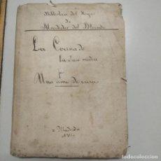 Libri antichi: LA COCINA DE LA CLASE MEDIA POR UNA AMA DE CASA - GASTOS DE ENVÍO PARA PENÍNSULA 3,43€. Lote 212478731
