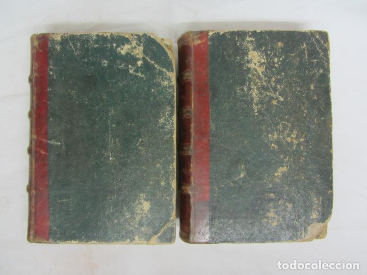 Libros antiguos: El vizconde de Bragelona - Alejandro Dumas - Barcelona 1837 y 1858 - Foto 2 - 212491931