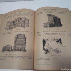 Libros antiguos: MANUAL DEL CARPINTERO-EBANISTA PARA ALUMNOS DE LAS ESCUELAS PROFESIONALES BIBLIOTECA PROFESIONAL. Lote 212515710