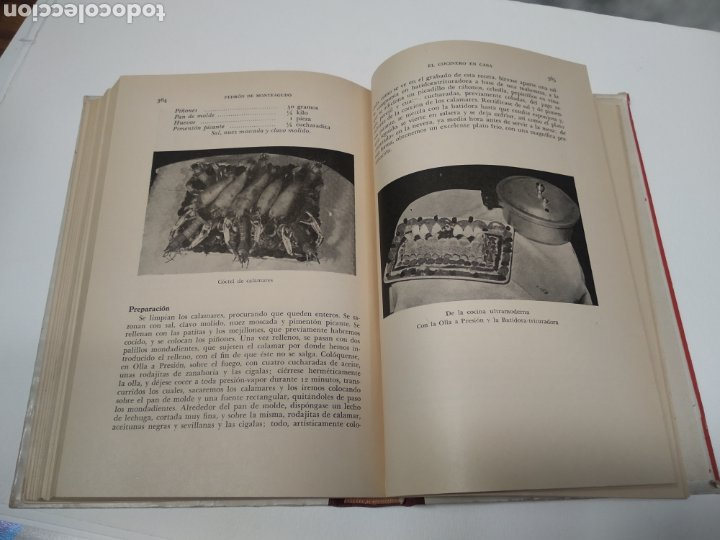 Libros antiguos: Pedron de monteagudo el cocinero en casa con la olla a presión - Foto 5 - 212653775