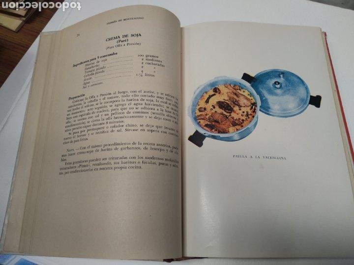 Libros antiguos: Pedron de monteagudo el cocinero en casa con la olla a presión - Foto 6 - 212653775