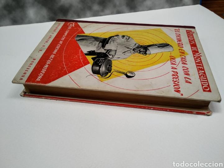 Libros antiguos: Pedron de monteagudo el cocinero en casa con la olla a presión - Foto 9 - 212653775