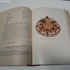 Libros antiguos: PEDRON DE MONTEAGUDO EL COCINERO EN CASA CON LA OLLA A PRESIÓN. Lote 212653775