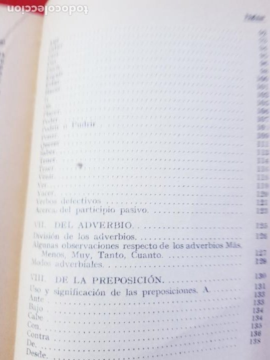 Libros antiguos: LIBRO-MANUAL PRÁCTICO DE GRAMÁTICA CASTELLANA-FRANCISCO SANTANO-BUEN ESTADO-VER FOTOS - Foto 11 - 212672682
