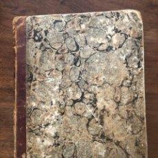 Libros antiguos: VAZQUEZ TABOADA, MANUEL. MANUAL DEL PEREGRINO. BIBLIOTECA DE EL MADRILEÑO 1800. Lote 212756336