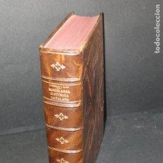 Libros antiguos: MISCELANEA HISTÓRICA CATALANA. - F. CARRERAS Y CANDI (OBRA COMPLETA). Lote 212900915