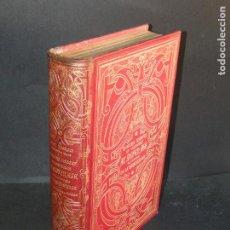 Libros antiguos: MOEURS, USAGES ET COSTUMES AU MOYEN AGE ET A L'EPOQUE DE LA RENAISSANCE .- LACROIX PAUL. Lote 212926007