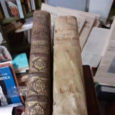 Livres anciens: LARRAMENDI: DICCIONARIO TRILINGÜE CASTELLANO VASCUENCE LATIN. SAN SEBASTIÁN 1745 1ª EDICIÓN EUSKERA. Lote 213047793