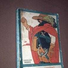 Libros antiguos: EL OGRO (EL PULGARCITO). CHARLES VINCENT. COL. MADRID 3. CALLEJA, 1919. PESADILLAS TOUDOUZE. PENAGOS. Lote 213189343