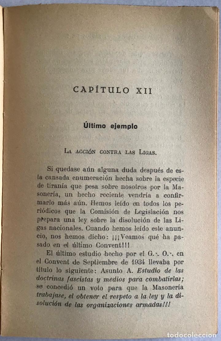 Libros antiguos: ISRAEL MANDA. PROFECÍAS CUMPLIDAS. VERACIDAD DE LOS PROTOCOLOS. - VICTORIA, duque de la. - Foto 3 - 123258091