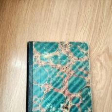 Libros antiguos: CARTILLA DE ELECTRICIDAD PRACTICA 1892. Lote 213396297