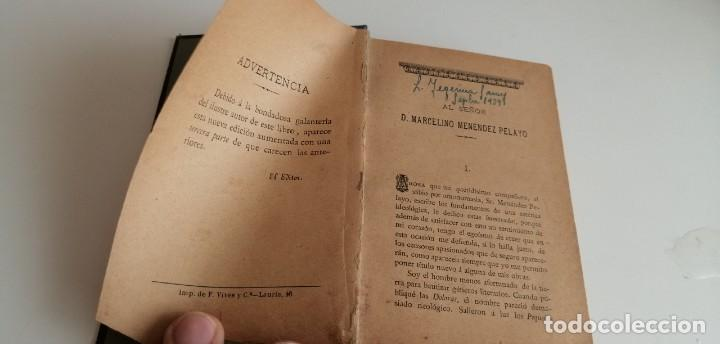 Libros antiguos: M-2 LIBRO CAMPOAMOR HUMORADAS 1889 - Foto 4 - 213410538