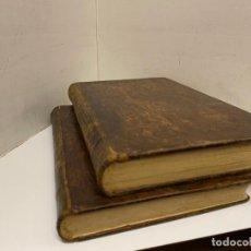 Libros antiguos: LA ESCLAVA DE SU DEBER, MEMORIAS DE ANTONIO PEREZ, SECRETARIO DE FELIPE II, 1865, 2 TOMOS. Lote 213415651