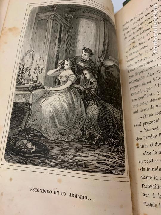 Libros antiguos: LOS PECADOS CAPITALES, Francisco J. Orellana. 1865-1866, 2 tomos en un solo libro - Foto 11 - 213418786
