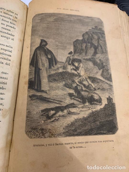 Libros antiguos: DON JUAN TENORIO, Manuel Fernandez Gonzalez 1883, 2 tomos - Foto 18 - 213424528