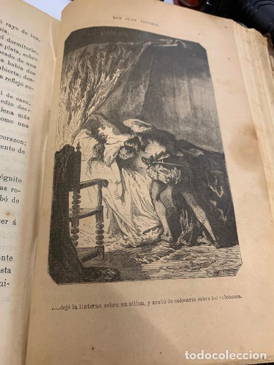 Libros antiguos: DON JUAN TENORIO, Manuel Fernandez Gonzalez 1883, 2 tomos - Foto 20 - 213424528