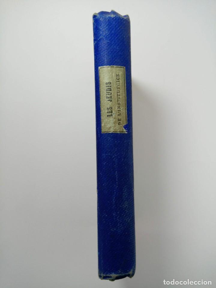 Libros antiguos: LES JEUDIS DE LINSTITUTRICE - PIERRE LAROUSSE ET ALFRED DEBERLE (EN FRANCÉS) - Foto 3 - 213553090