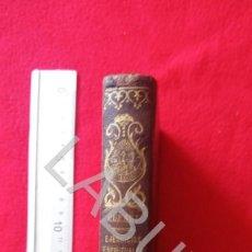 Livres anciens: 1878 EJERCICIOS ESPIRITUALES DE SAN IGNACIO ANTONIO Mª CLARET FAM1. Lote 213650298