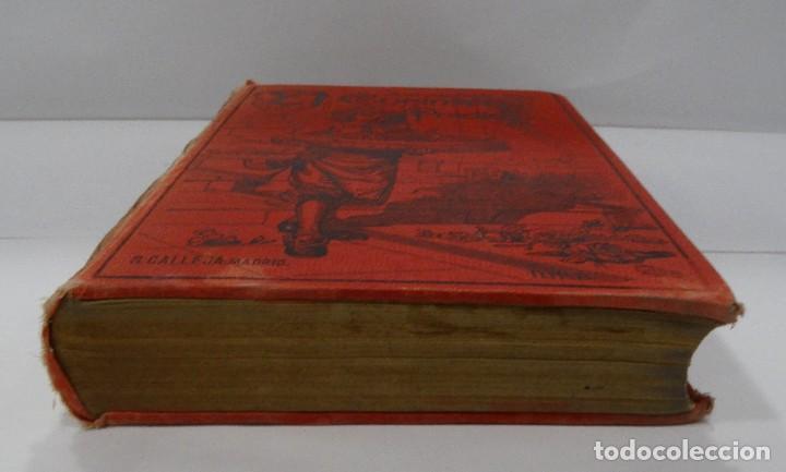 Libros antiguos: El cocinero practico 1892. Nuevo tratado de cocina. 380 Grabados. Saturnino Calleja - Foto 11 - 213693845
