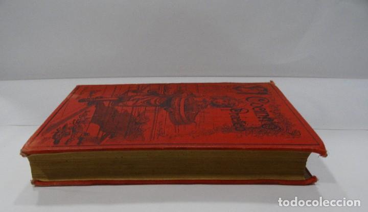 Libros antiguos: El cocinero practico 1892. Nuevo tratado de cocina. 380 Grabados. Saturnino Calleja - Foto 12 - 213693845