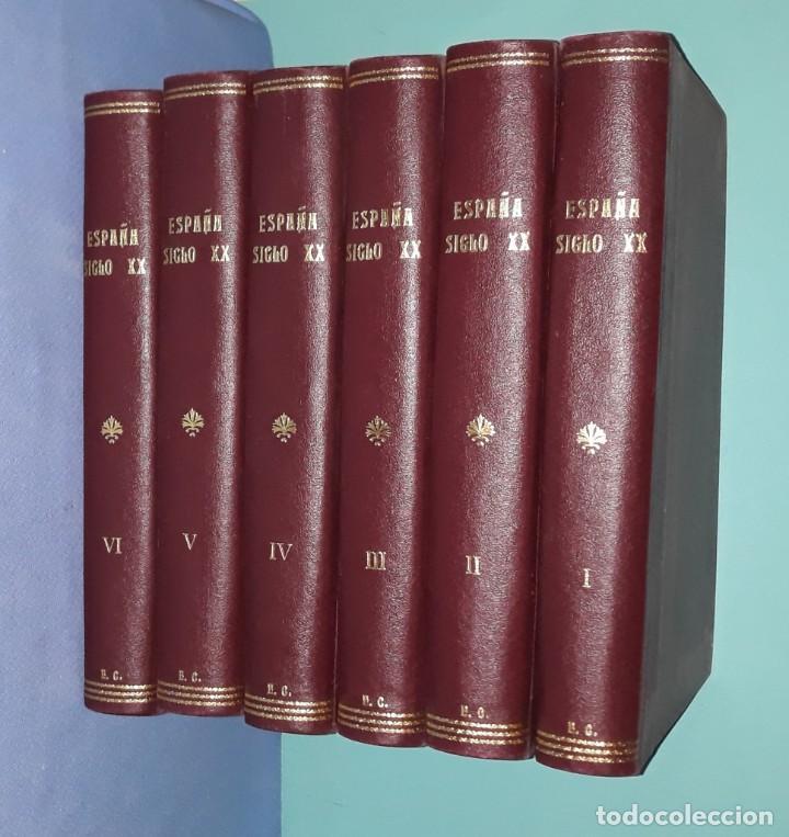 6 TOMOS ESPAÑA SIGLO XX TELE RADIO REVISTA ENCUADERNADA TELERADIO (Libros Antiguos, Raros y Curiosos - Historia - Otros)