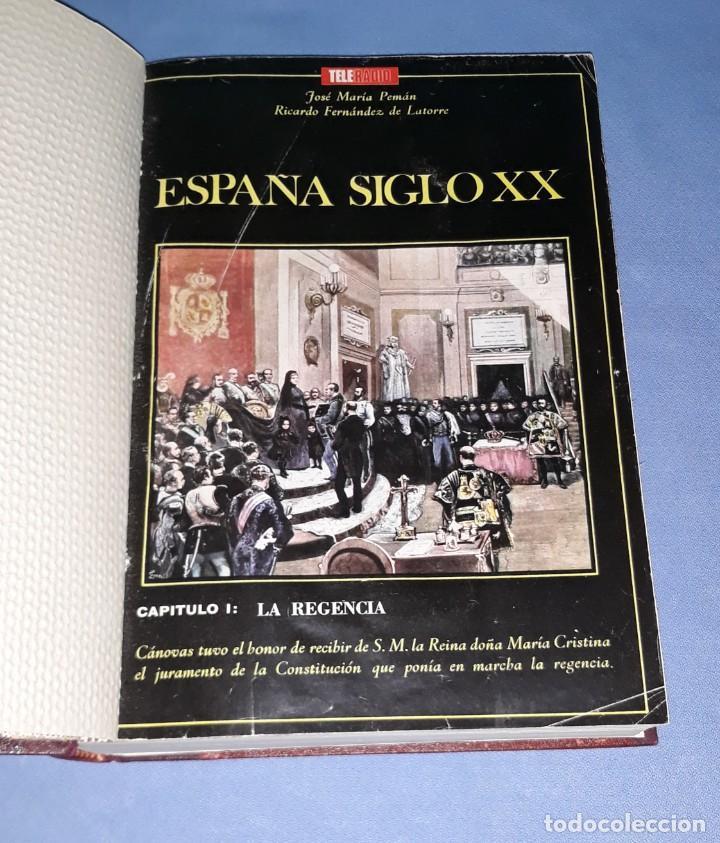 Libros antiguos: 6 TOMOS ESPAÑA SIGLO XX TELE RADIO REVISTA ENCUADERNADA TELERADIO - Foto 2 - 213902757