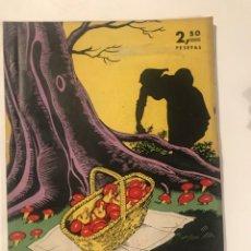 Libros antiguos: MENAJE REVISTA DE COCINA NOVIEMBRE 1942 MENAGE. Lote 214026363