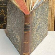 Libros antiguos: AÑO 1832 - TRATADO DE LA CONSERVACIÓN DE LAS SUSTANCIAS ALIMENTICIAS - GASTRONOMÍA ALIMENTACIÓN. Lote 214116622