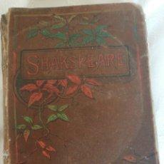 Libri antichi: THE WORKS WILLIAM SHAKESPEARE. Lote 214329266
