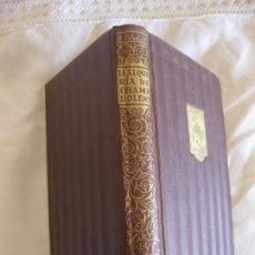 Libros antiguos: LA ALQUERIA DE CHAMDOLENT. TRADUCCION ENRIQUE TOMASICH. GUSTAVO GILI EDITOR 1918,. Lote 214385255