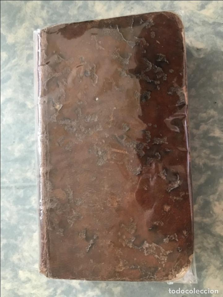 Libros antiguos: Histoire de ladmirable Don Quichote de la Mancha (6 tomos), 1773. M. de Cervantes. Grabados - Foto 4 - 214480975